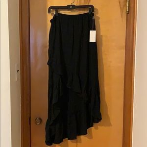 A NEW DAY HIGH LOW SKIRT